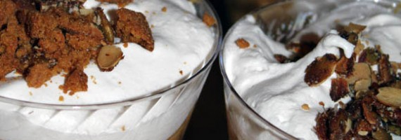 Put all that Pumpkin Beer to Good Use, Part 3: Pumpkin Beer Pudding Parfaits
