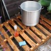 Homebrew Tip: Shipping Pallet Cleaning Station