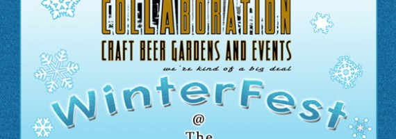 ColLAboration WinterFest + Giveaway (free beer)!
