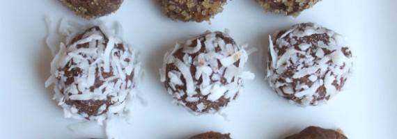 Chocolate Stout Truffles