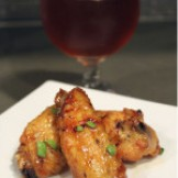 Belgian Tripel & Honey Black Pepper Chicken Wings