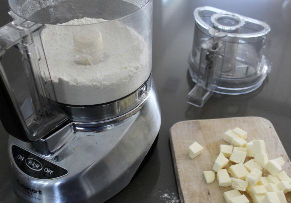 flour butter