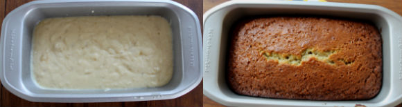 before after bake