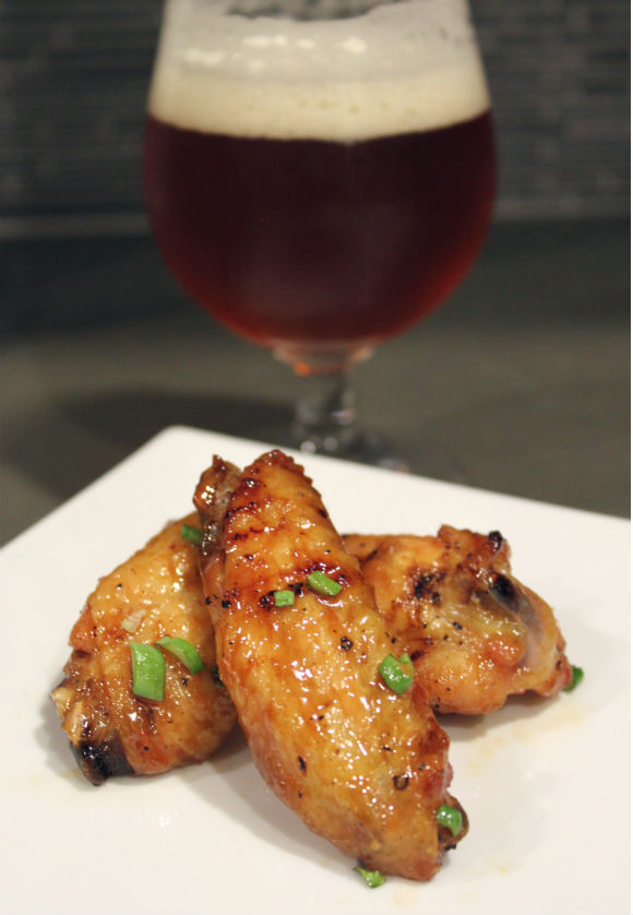 wings beer